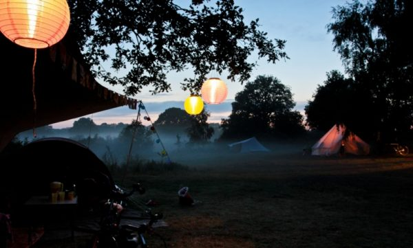 Camping De Roos in the Netherlands
