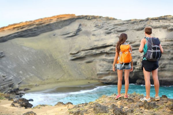 Top 3 things to do when backpacking Hawaii