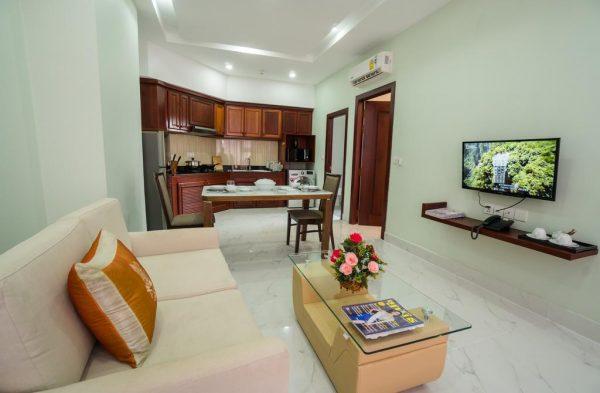 Phnom Penh apartment for rent