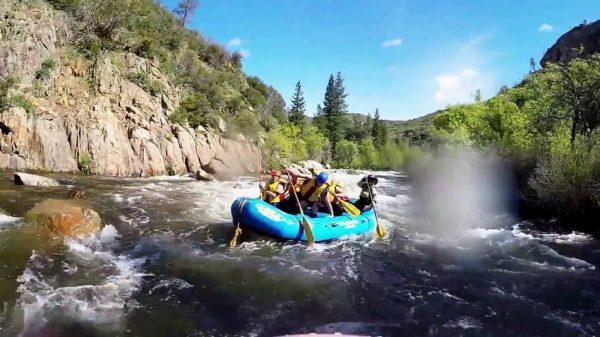 Kern River rafting