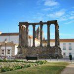 Templo de Diana, Evora