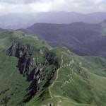 Auvergne Mountains