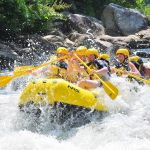 Ohiopyle white water rafting